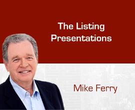 tom ferry listing presentation