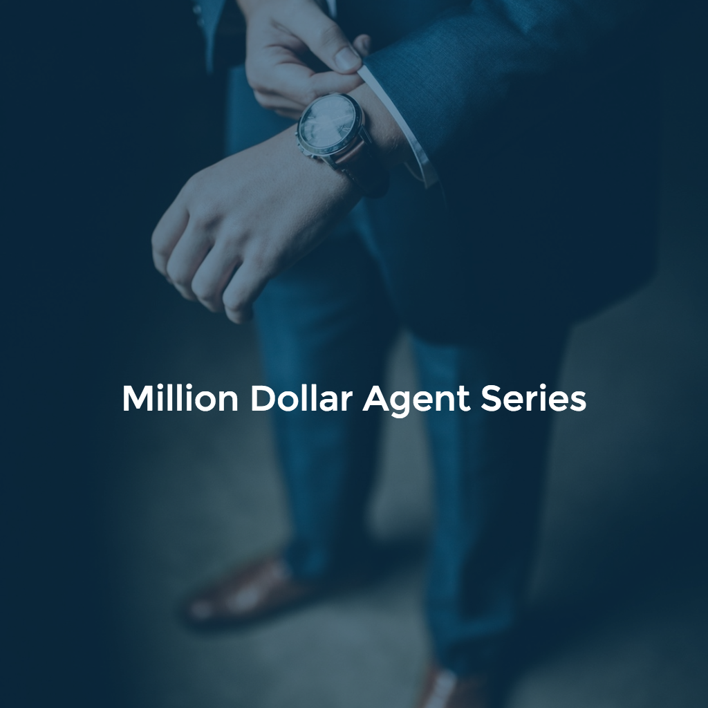 Million Dollar Agent Series