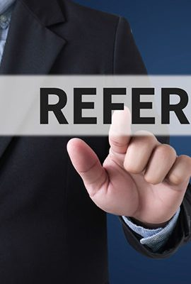 Getting Referrals