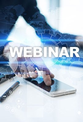Shorten the Cycle: Webinars